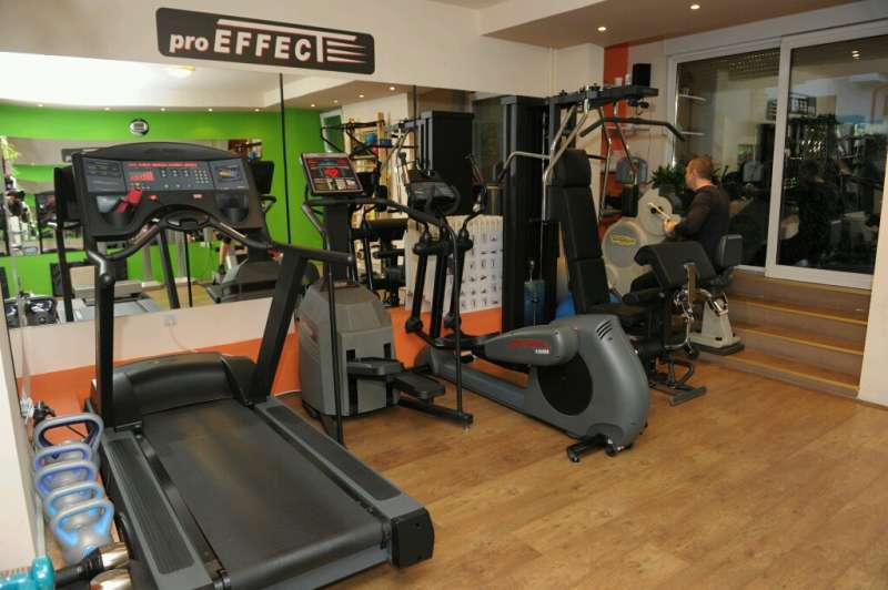 Fitness studio Proeffect