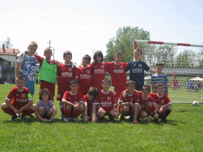 Škola fudbala FK Crveni Orao