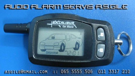 Auto Alarm Servis Gile
