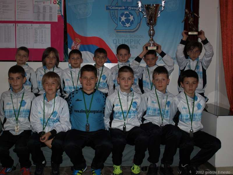 Škola fudbala Olimpik Beograd
