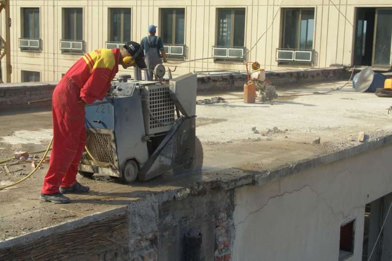 Sečenje betona Betomax