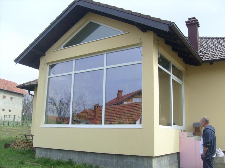 PVC i ALU stolarija Winprojekt