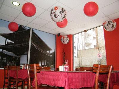 Kineski restoran Po
