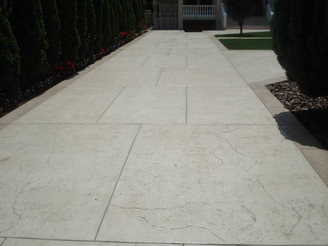 Štampani beton Concrete Color