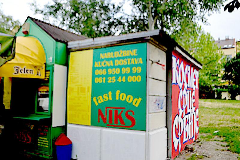 Fast food Niks