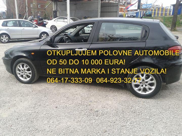 Otkup polovnih automobila Perišić