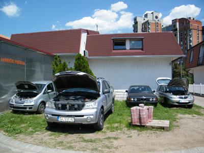 Auto servis Abarth