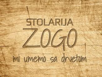 Izrada nameštaja i stolarija Zogo