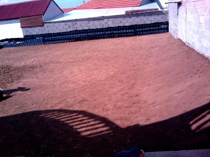 Uređenje zelenih površina Arena