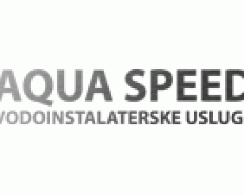 Vodoinstalater Aqua Speed