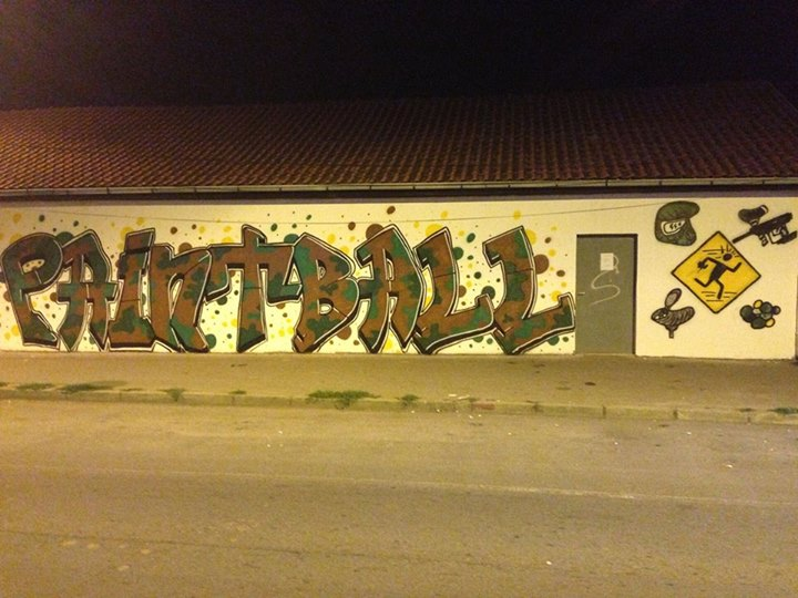 Paintball klub Batajnica