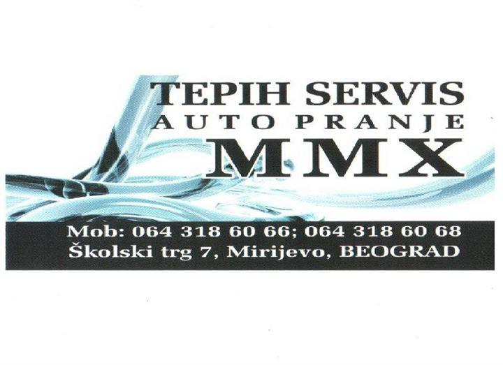 Tepih servis MMX