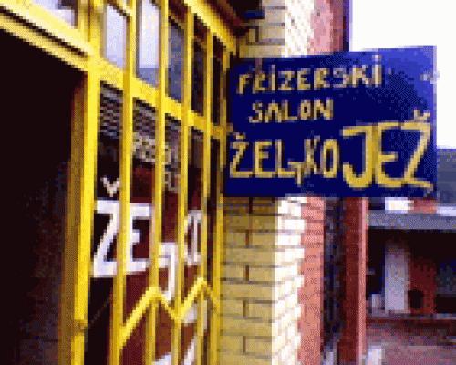 Frizerski salon Željko Jež