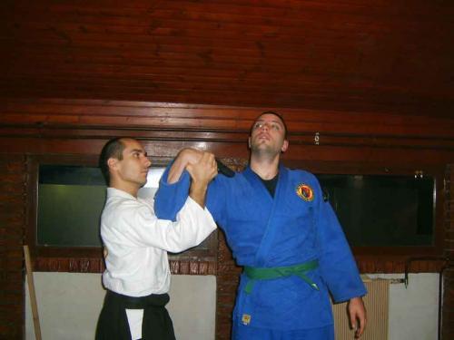 Realni aikido i ju jutsu Sveti Nikola