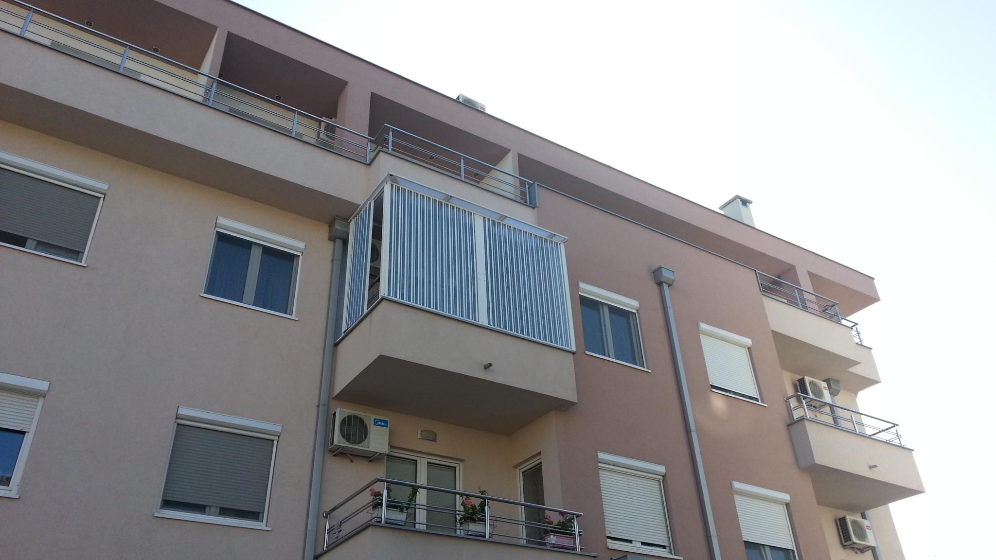 Zatvaranje terase Veljković