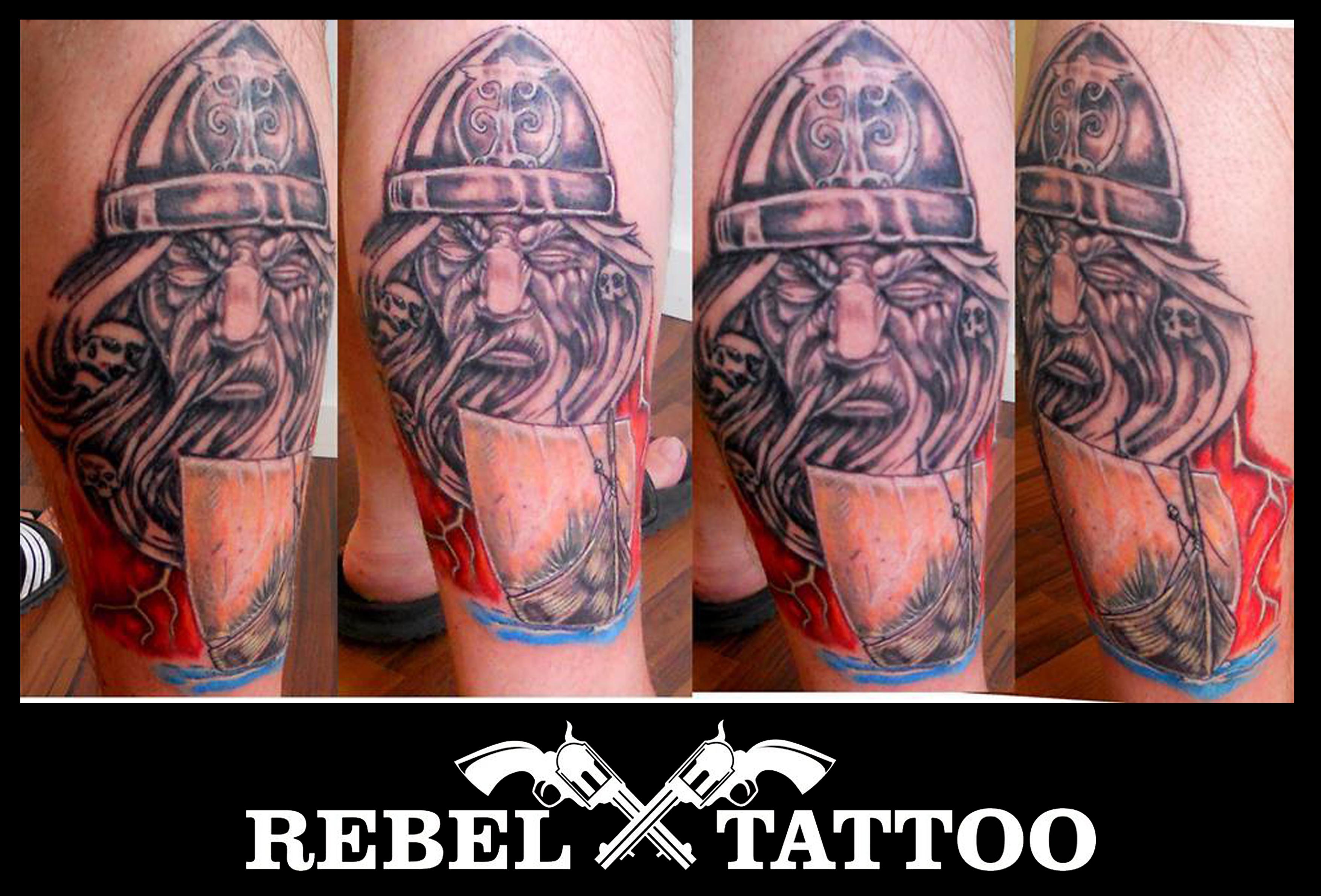 Tattoo i piercing Rebel