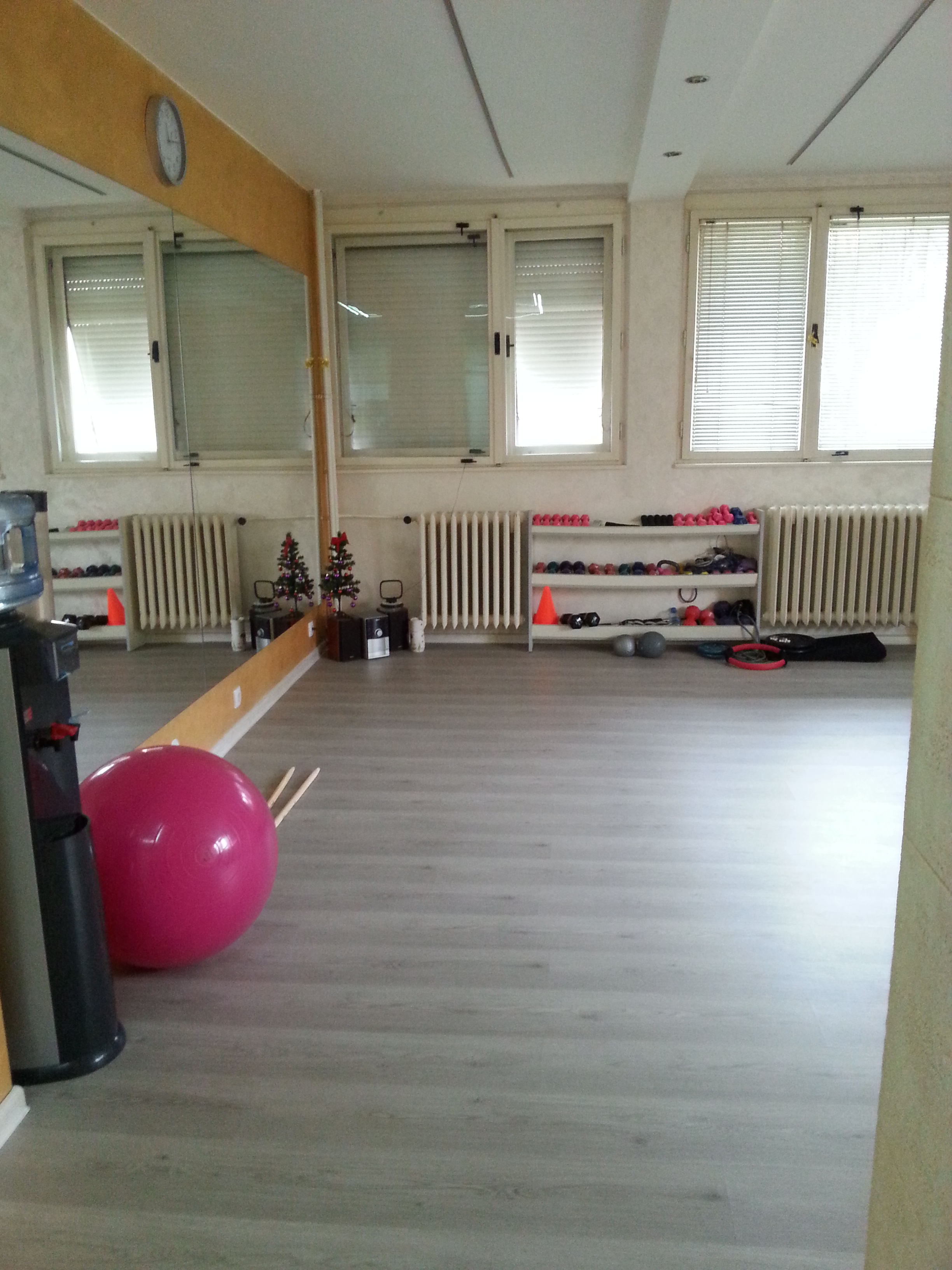 Fitnes studio Fit XS