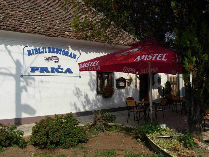 Riblji restoran Priča