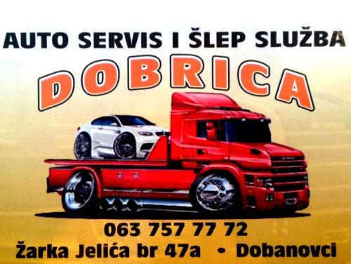 Automehaničarska radnja Dobrica