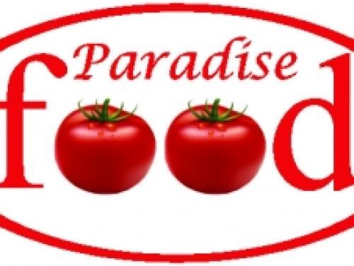 Prerada voća i povrća Paradise Food