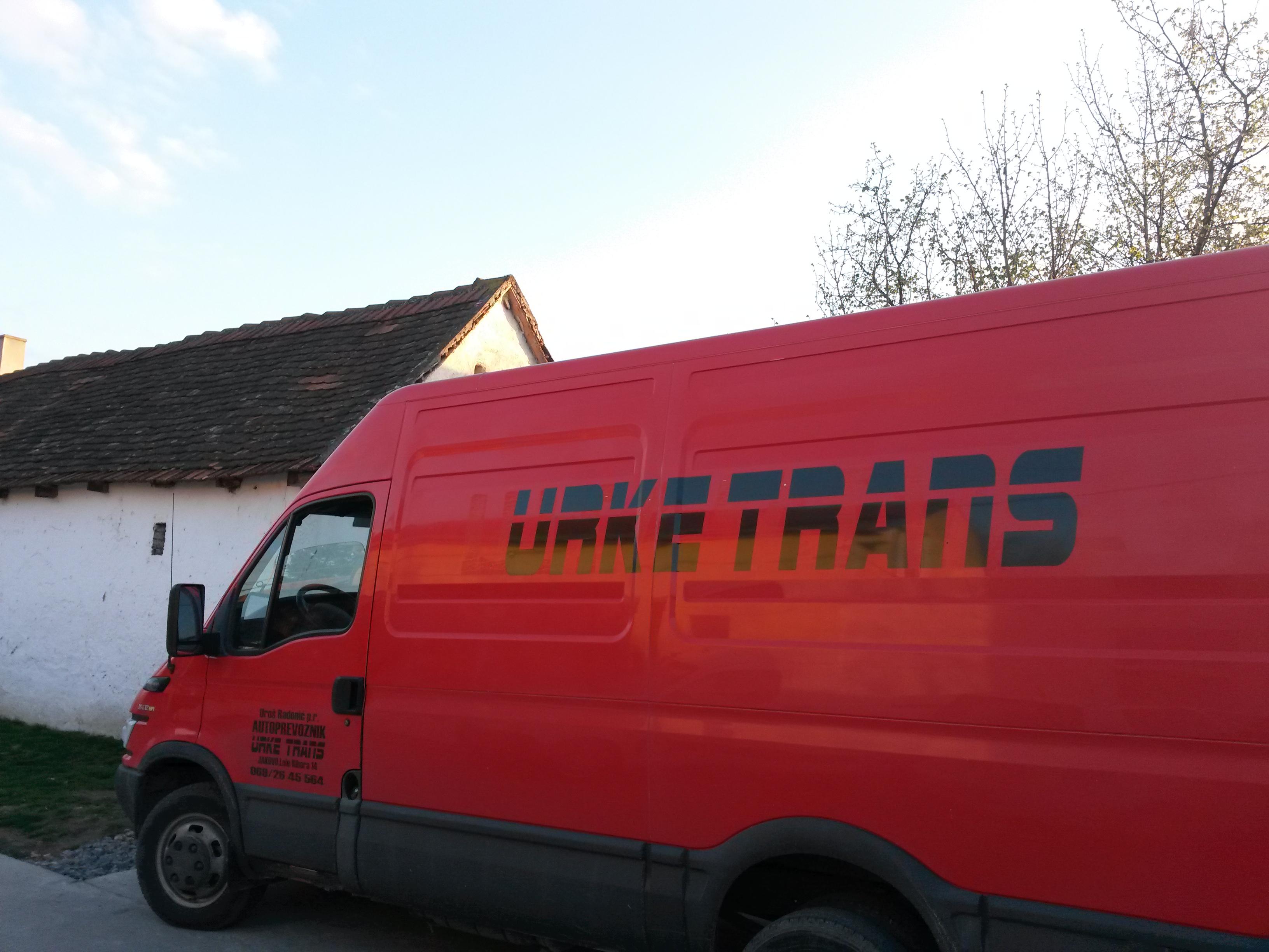 Autoprevoz Urke Trans