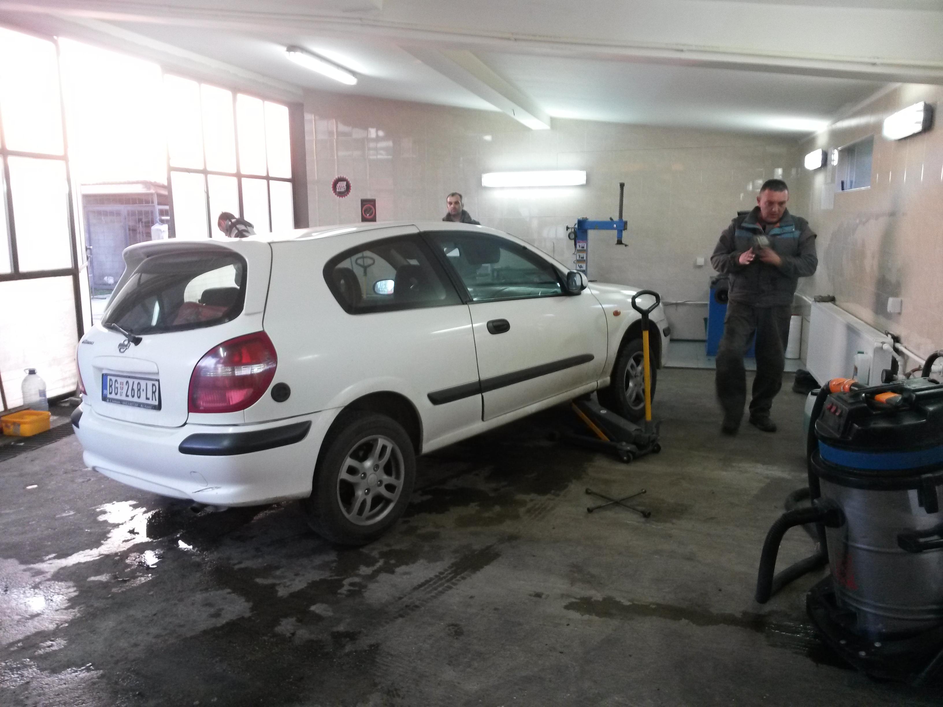 Održavanje vozila Urke Trans
