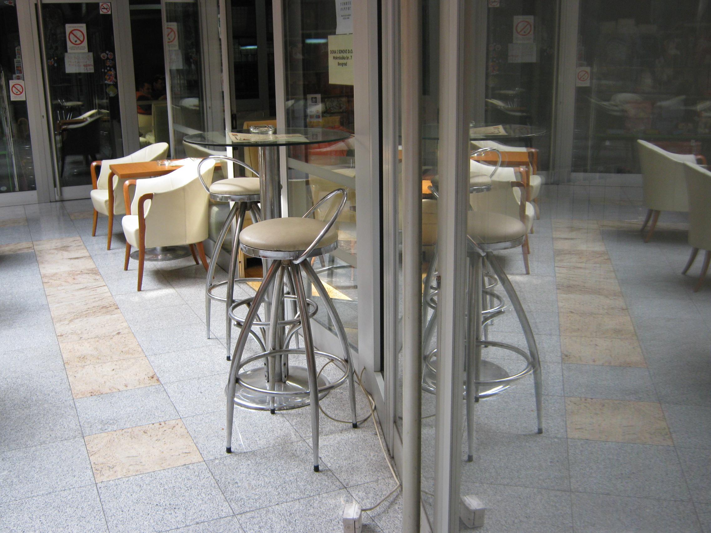 Kafe bar Little Italy