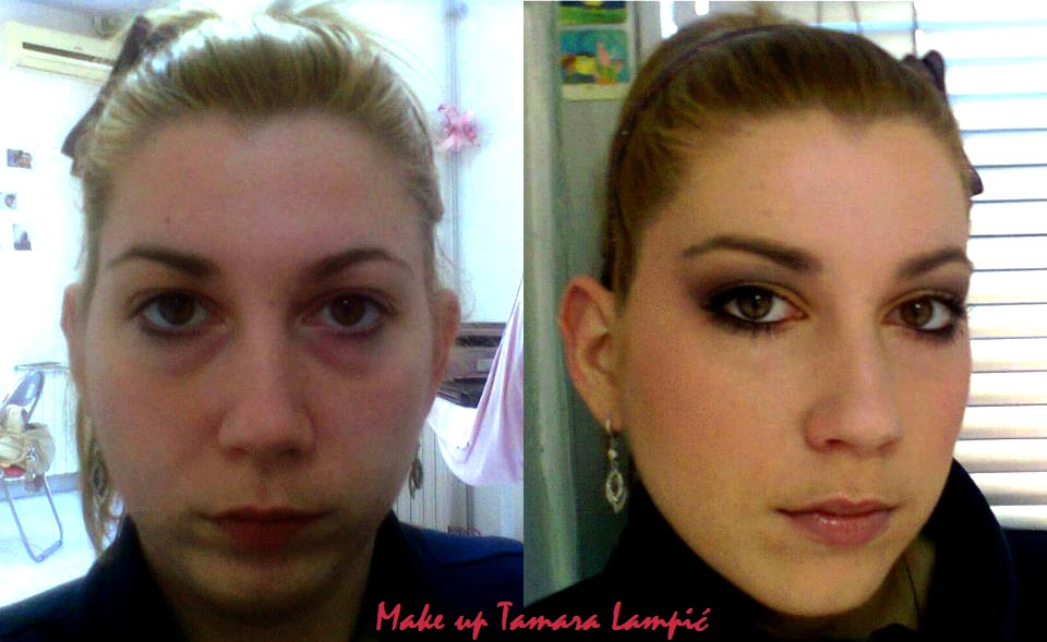 Make up art by Tamara
