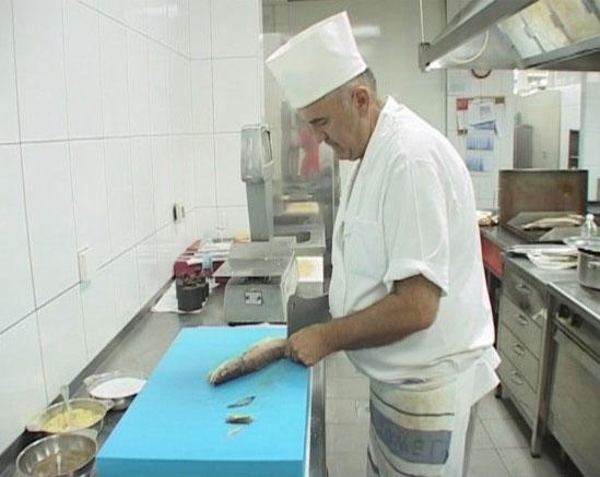 Riblji restoran MARINADA