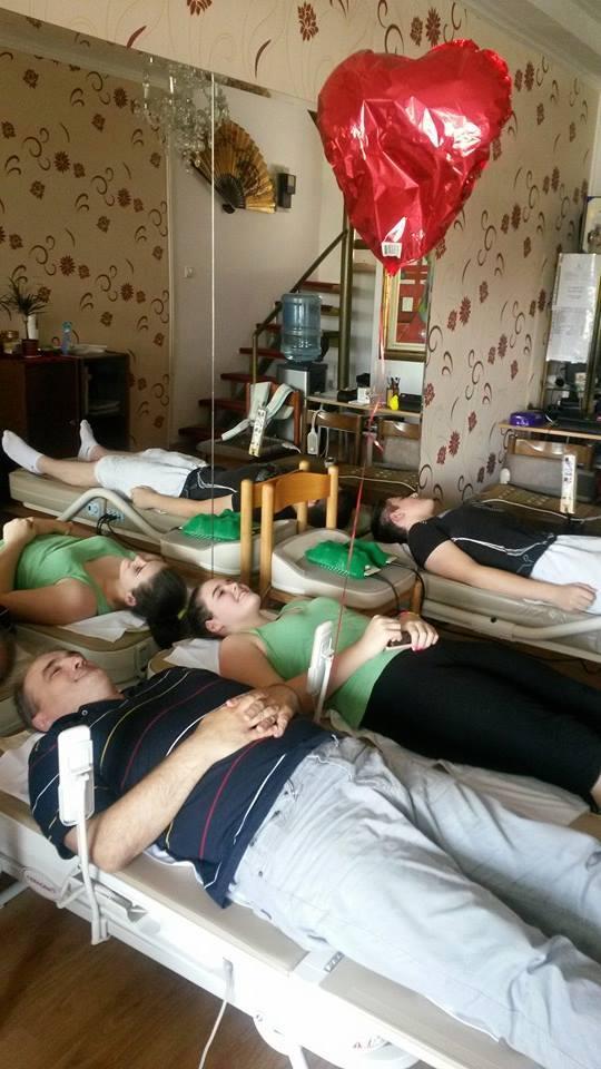 Termo-masažni centar Ceragem Plus
