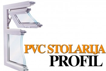 PVC stolarija Profil