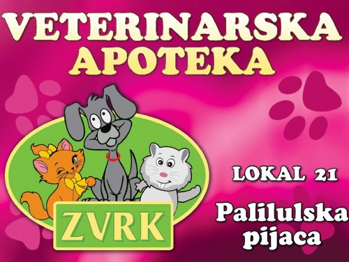 Veterinarska apoteka i pet shop Zvrk