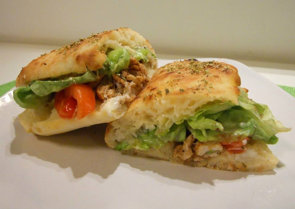 Fast food Quesadilla Bar