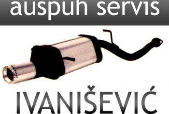 Auspuh servis Ivanišević