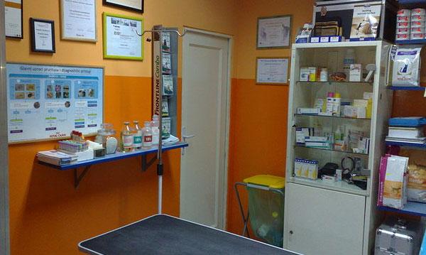 Veterinarska ambulanta i pet shop Guta