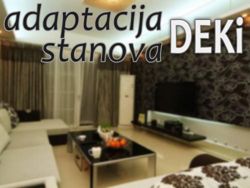 Adaptacija stanova Deki