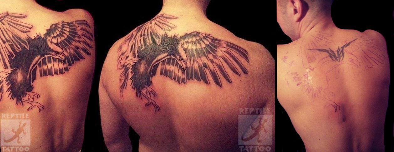 Reptile Tattoo