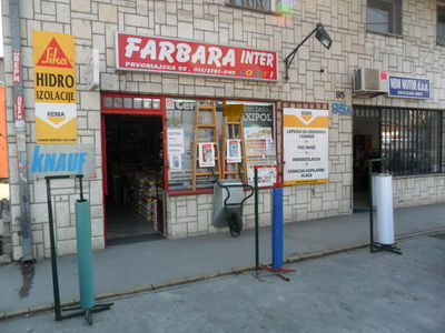 Farbara Inter Color 1