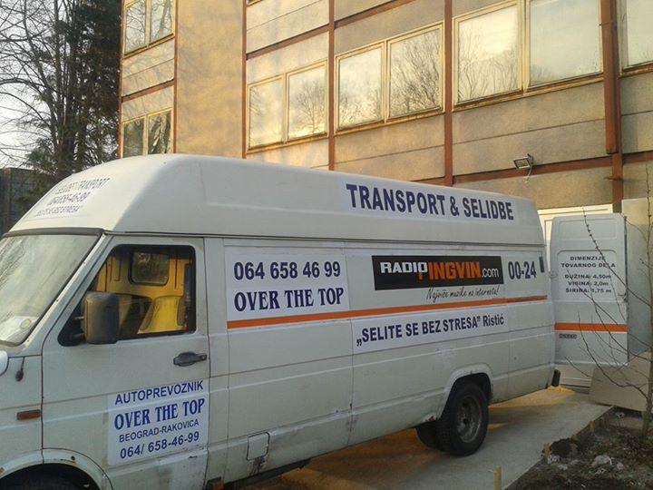 Selidbe i transport Ristić