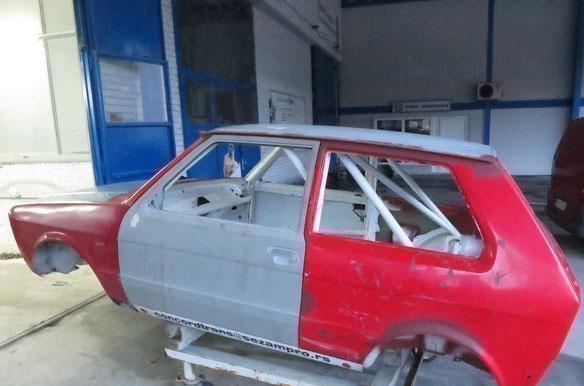 Auto limarija Krsmanić