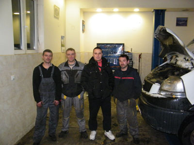 Auto servis Koprom As