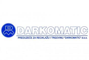 Sekundarne sirovine Darkomatic
