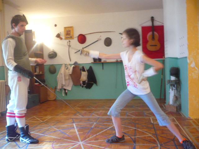 Rekreativno mačevanje Kutnahorski