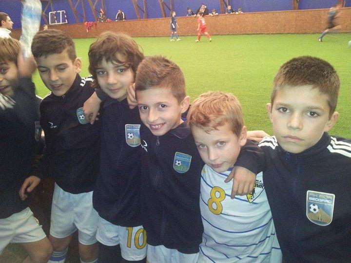 Škola fudbala Ada Crvena Zvezda