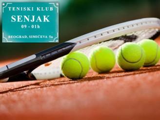 Proslava rođendana Tennis Club & Pool Bar Senjak