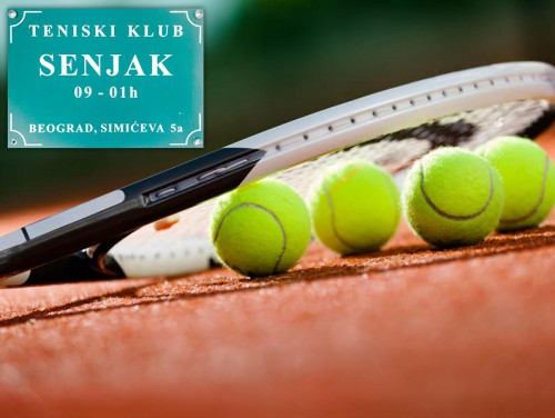 Proslava rođendana Tennis Club & Pool Bar Senjak
