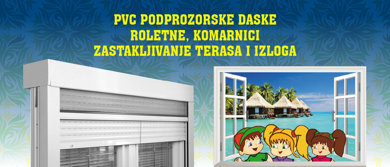 PVC i ALU stolarija Pozor Plast