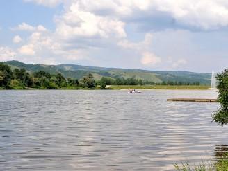 Kampovi Srebrno Jezero