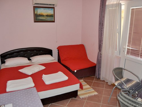 Apartmani Popović