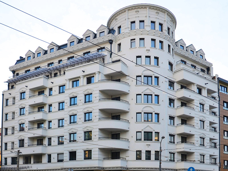 Dekorativne fasadne lajsne Stirodur ART